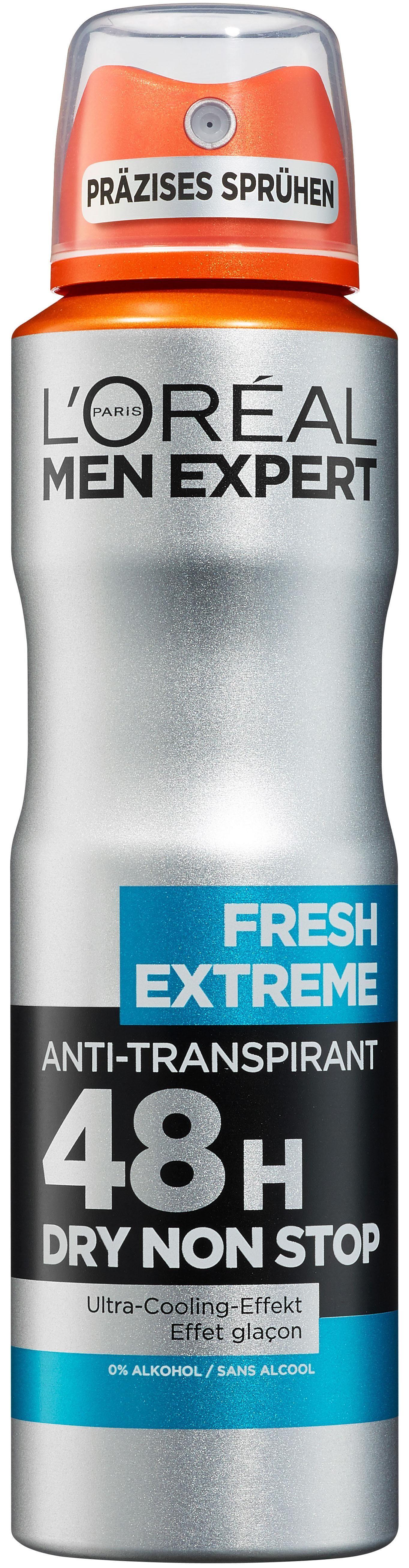 L'Oréal Paris Men Expert, »Fresh Extreme«, Deo-Spray