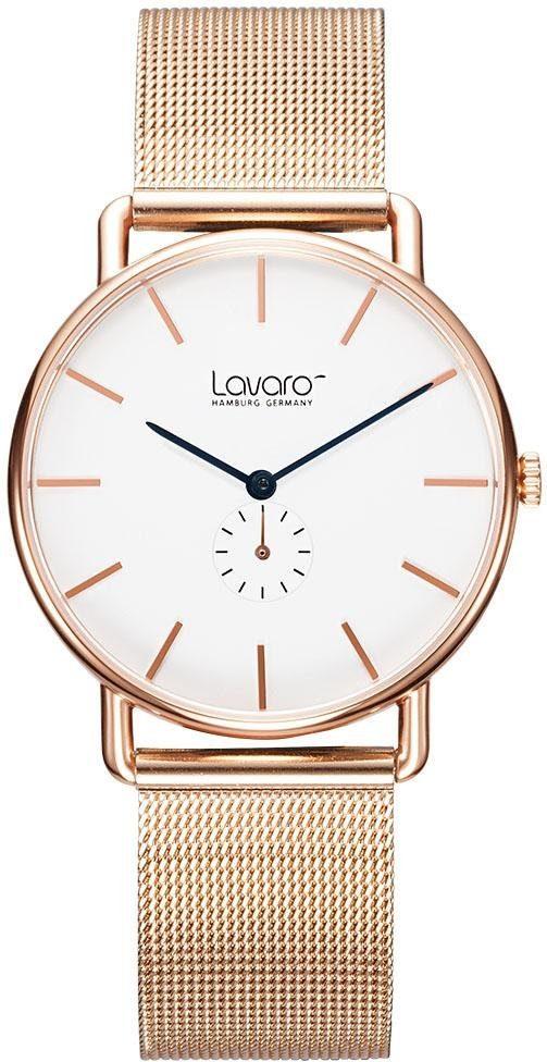 LAVARO Quarzuhr »LA20006M« mit kleiner Sekunde