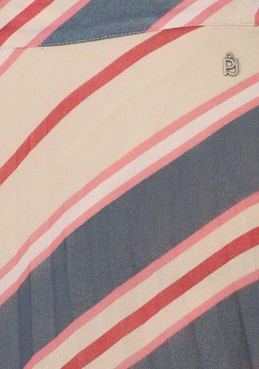 »mina« Streifen Pepe Mit Plisseerock Jeans x6w8C0