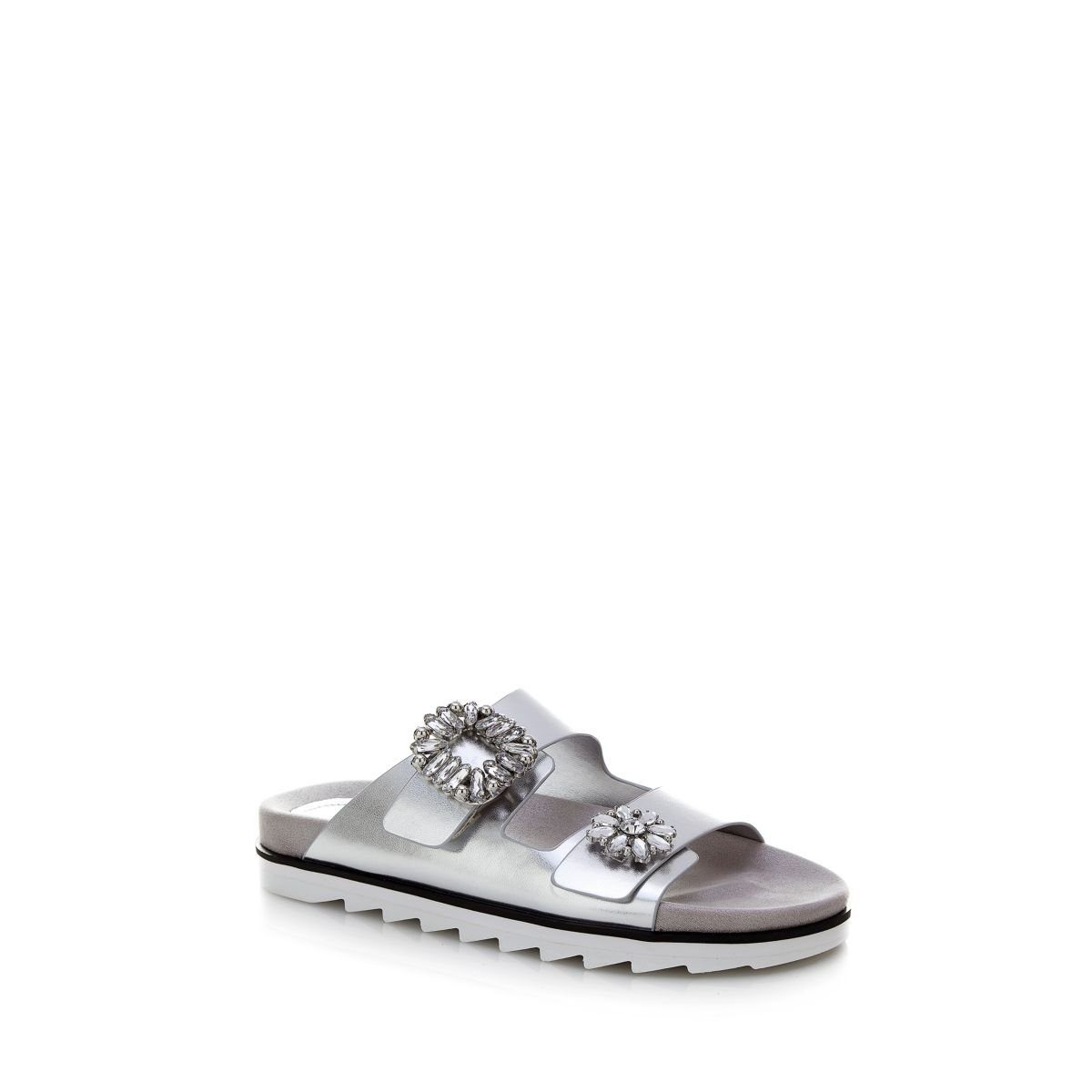 Guess Sandale online kaufen  silberfarben