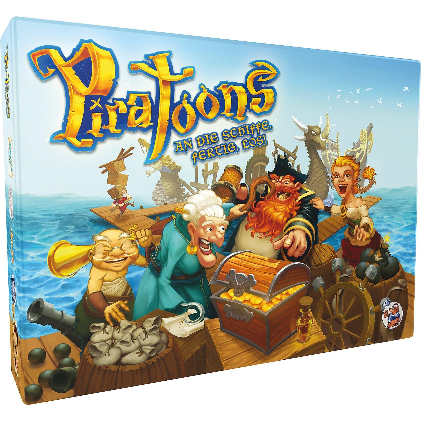 Asmodee Piratoons