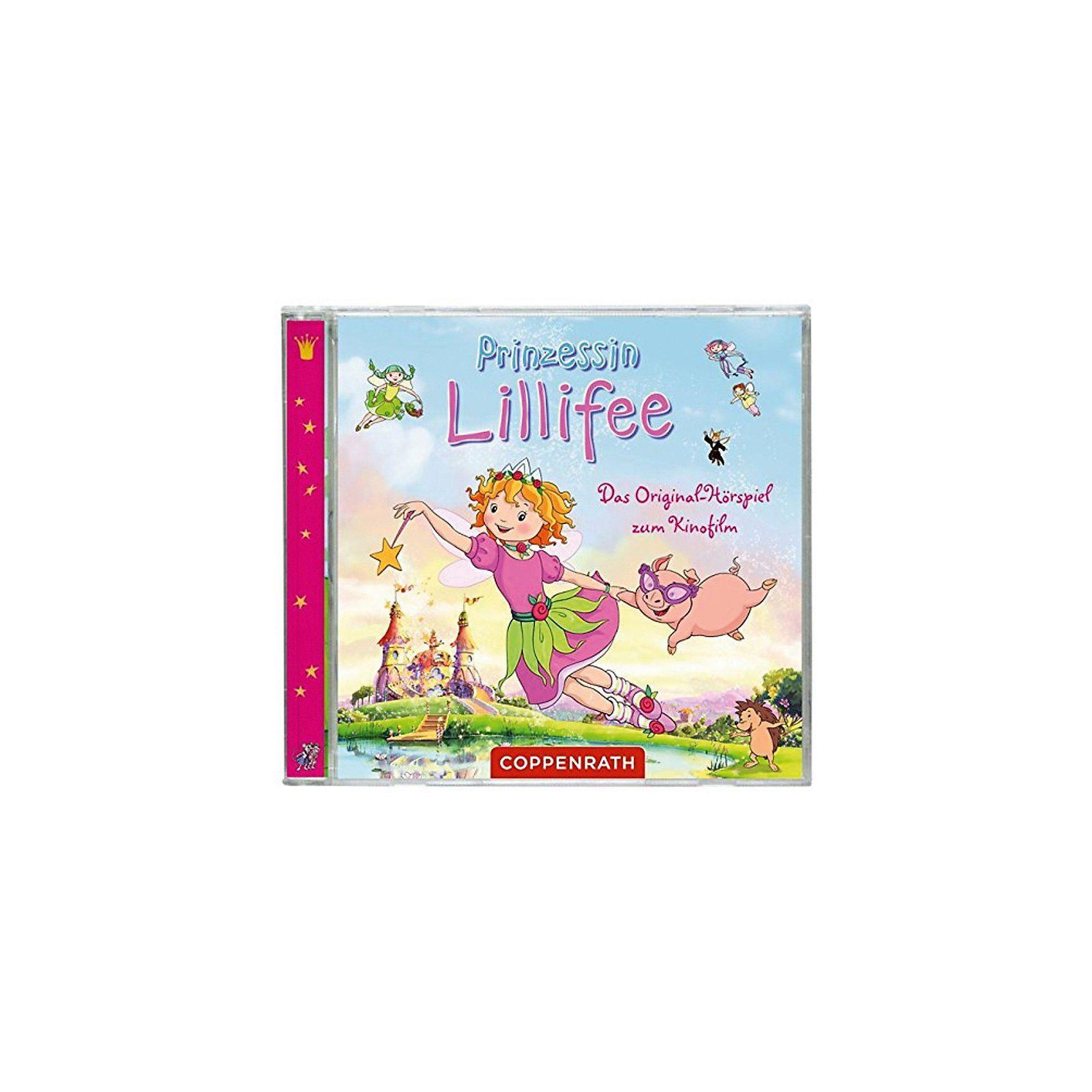 Sony CD Prinzessin Lillifee - Original Hörspiel zum Kinofilm