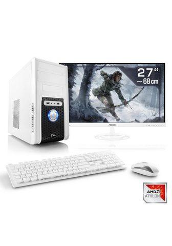 CSL Žaidimų PC rinkinys | Athlon X4 845 | ...