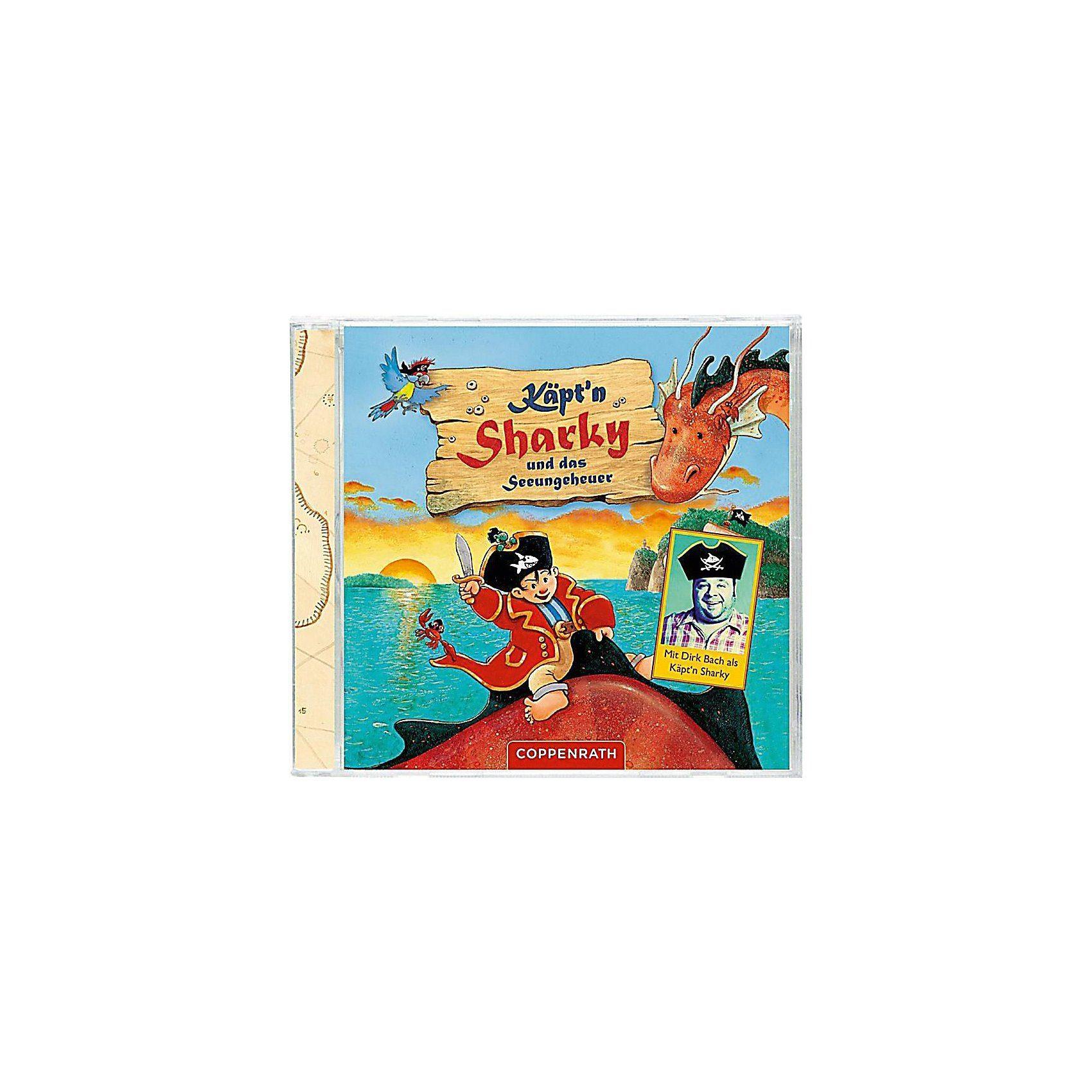Sony CD Käpt'n Sharky - Und das Seeungeheuer
