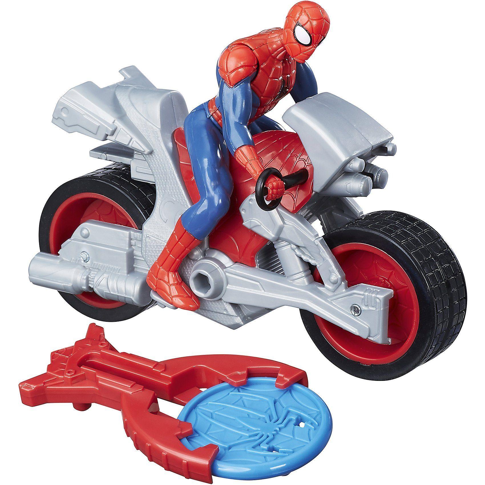 Hasbro Spider-Man Blast N Go