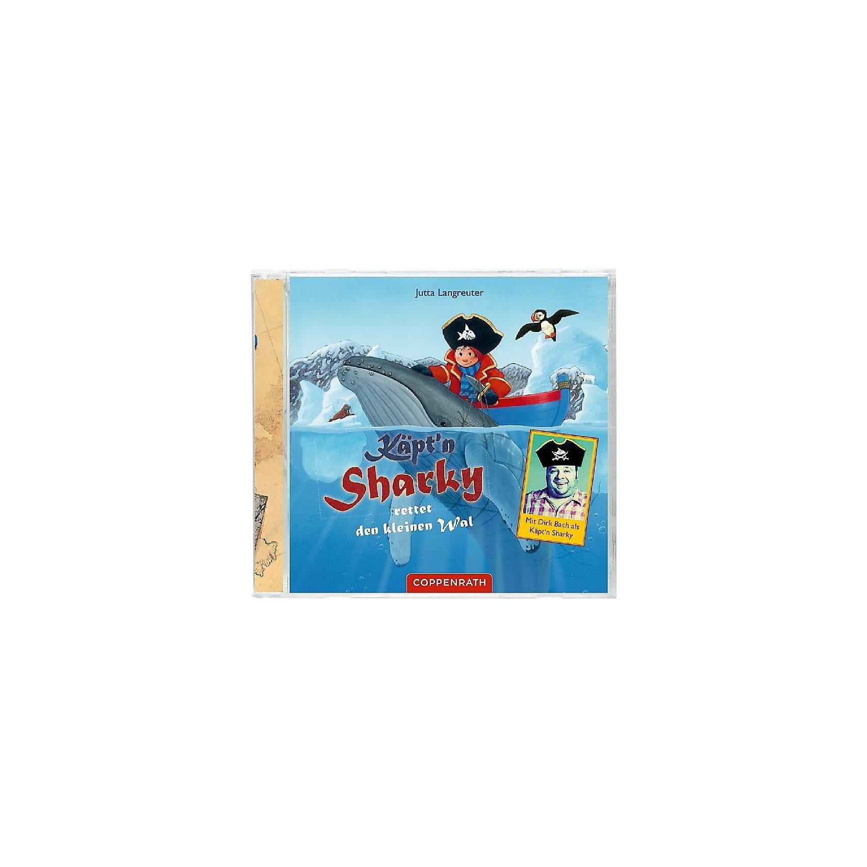 Sony CD Käpt'n Sharky - Rettet den kleinen Wal
