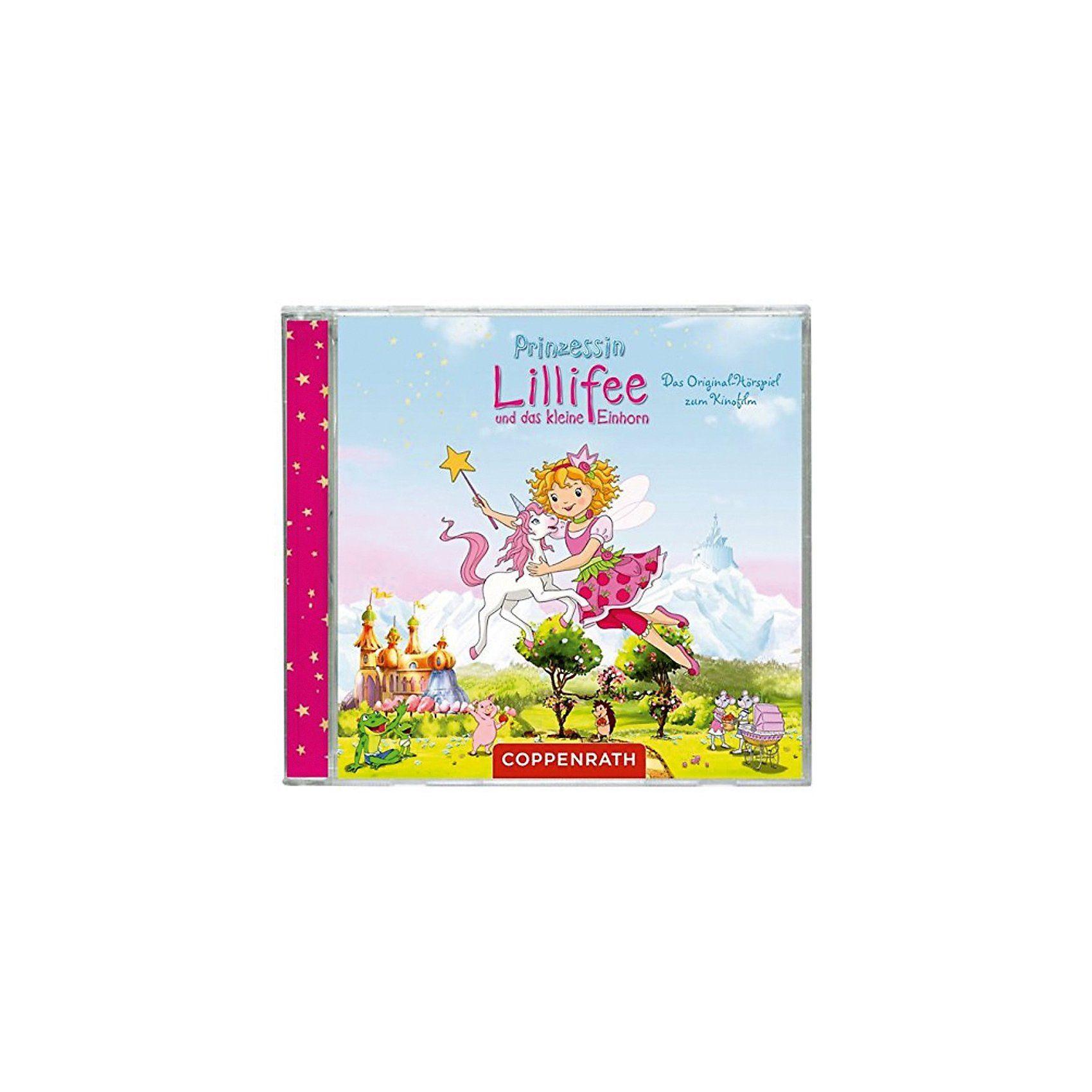 Sony CD Prinzessin Lillifee - Das kleine Einhorn (Hörspiel zum Ki