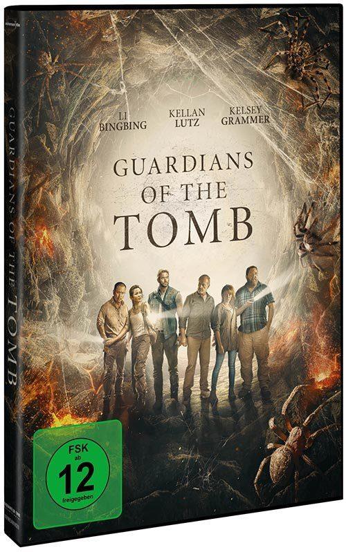 Universum DVD - Film »Guardians of the tomb«