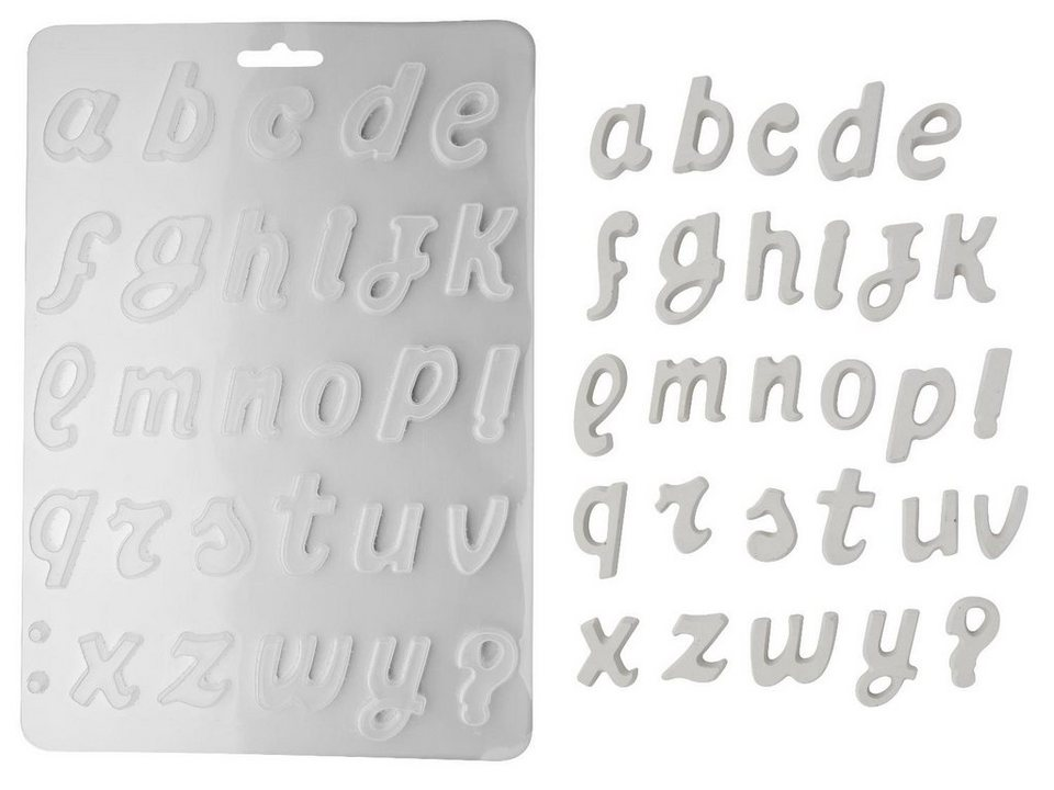 """Stamperia Gießform """"Alphabet"""" online kaufen kaufen online d89317"""