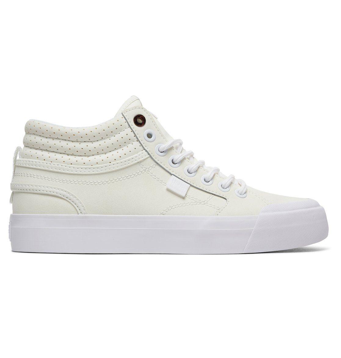 DC Shoes Hi Tops Evan HI SE online kaufen  White