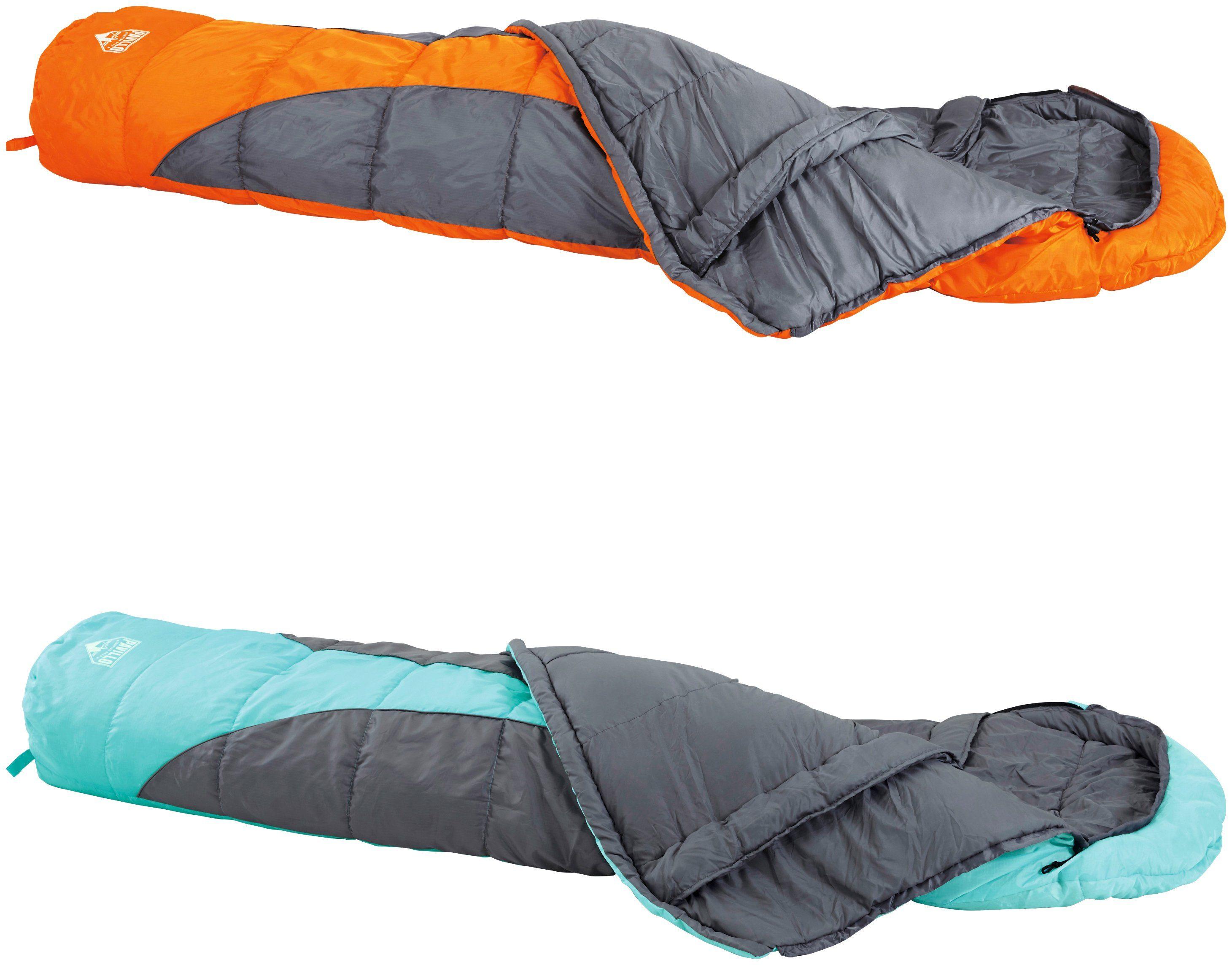 PAVILLO Schlafsack »Heat Wrap 300«, Größe: 230x80x55 cm
