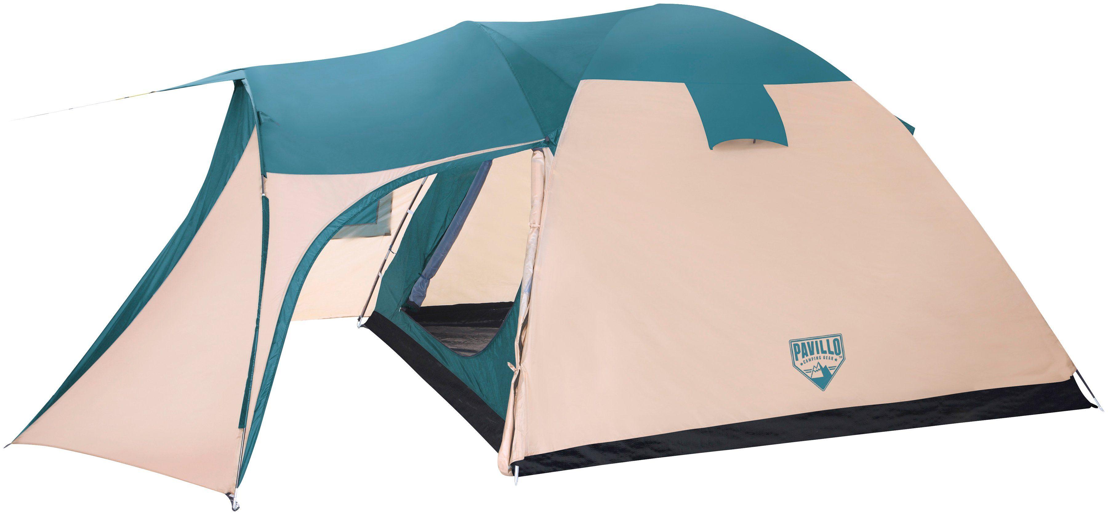 PAVILLO Mehr-Personen-Zelt »Hogan X5«, Außenmaß BxLxH: 305x505x200 cm