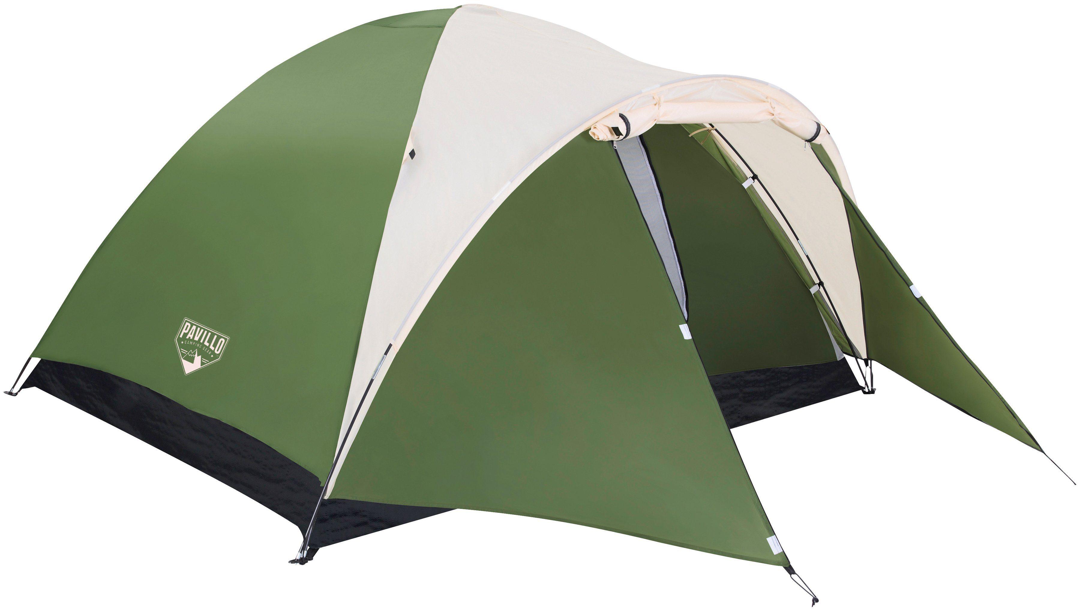 PAVILLO Mehr-Personen-Zelt »Montana X4«, Außenmaß BxLxH: 240x310x130 cm