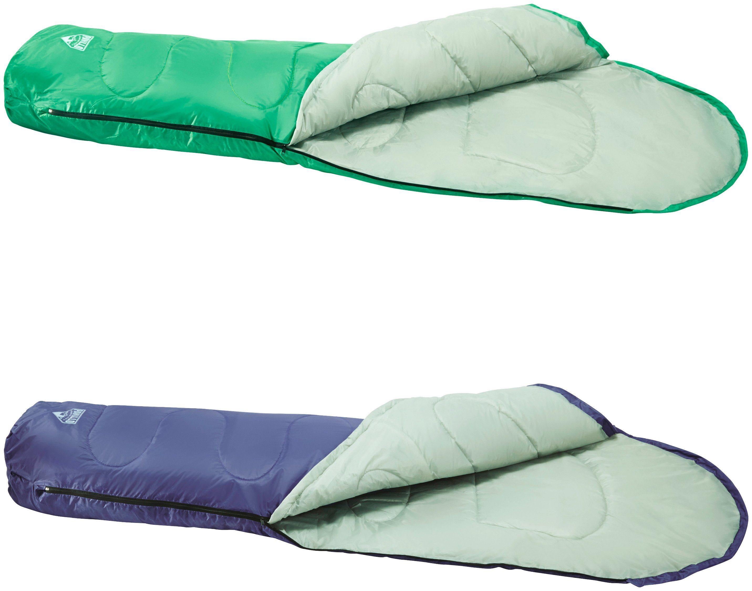 PAVILLO Schlafsack »Comfort Quest 200«, Größe: 220x75x50 cm