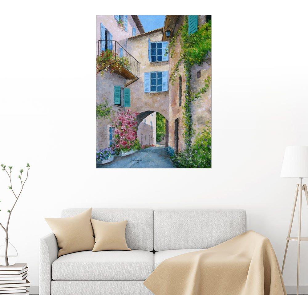 Posterlounge Wandbild - Jean-Marc Janiaczyk »Archway« | Dekoration > Bilder und Rahmen > Bilder | Holz | Posterlounge