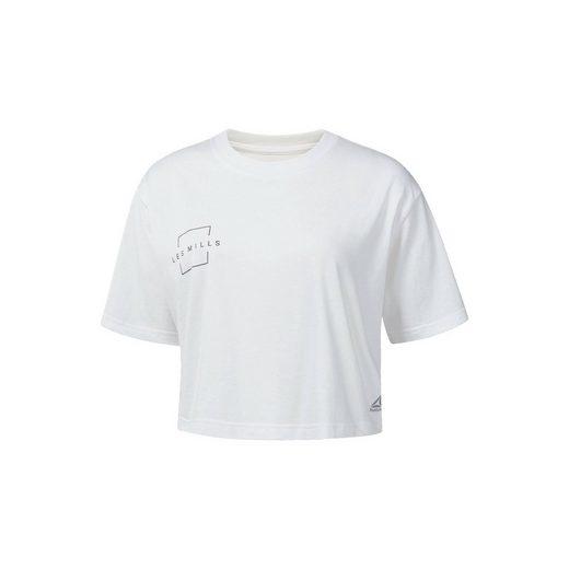 Reebok T-Shirt »LES MILLS® Crop T-Shirt«