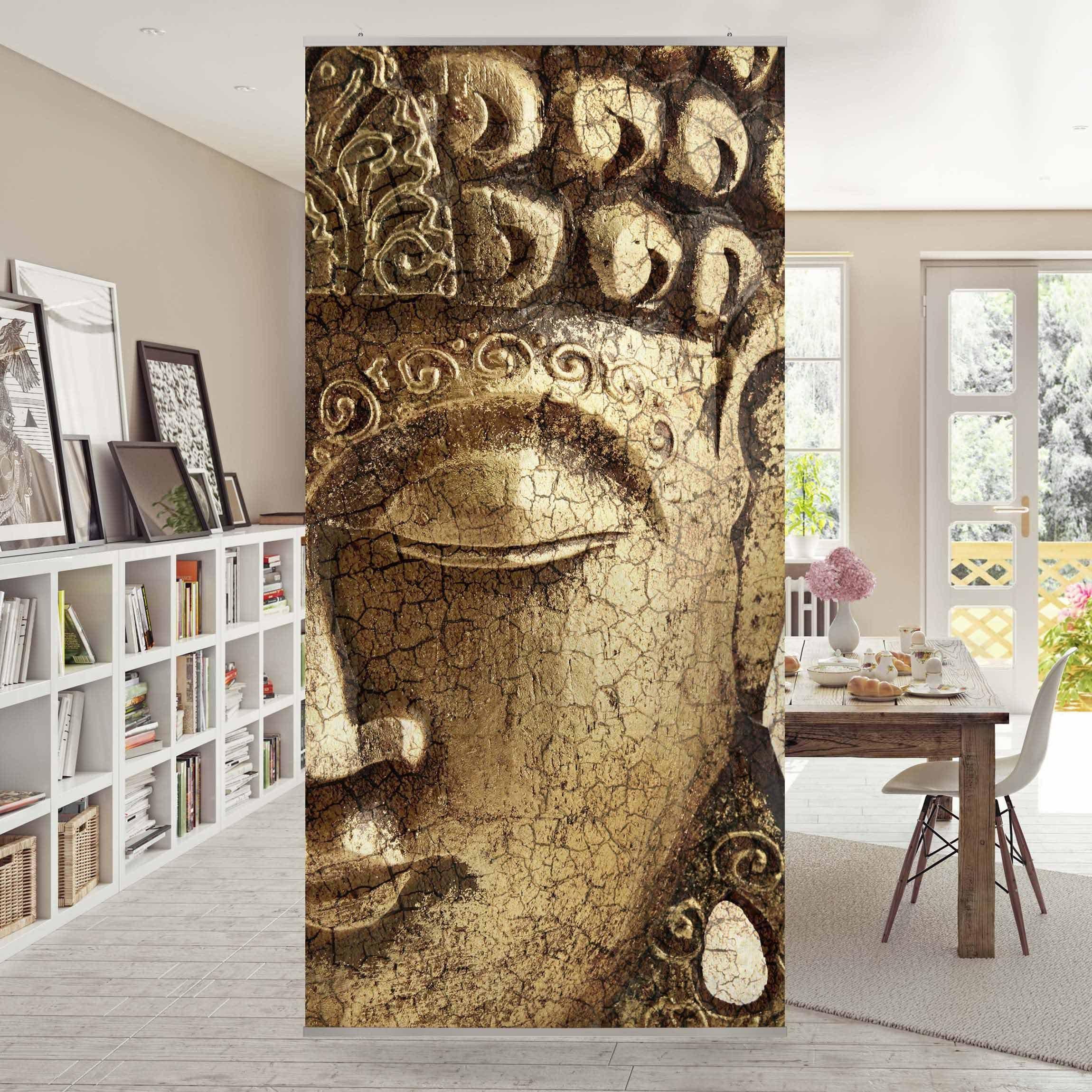Bilderwelten Raumteiler - Vorhang »Top Bestseller Raumtrenner« | Wohnzimmer > Regale > Raumteiler | Polyester - Stoff - Textil - Aluminium | Bilderwelten