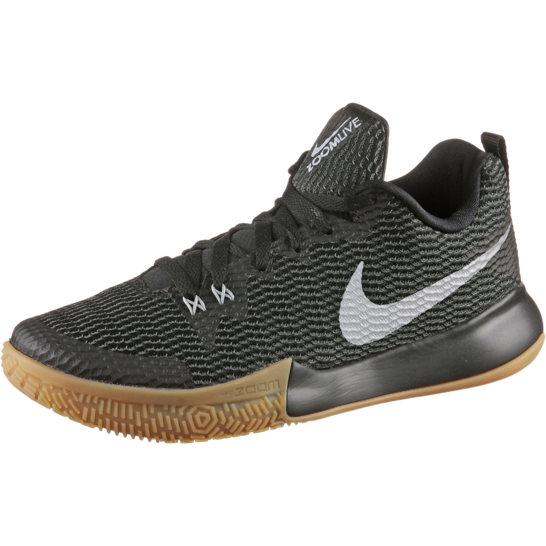 Nike Sportswear Zoom Live II Sneaker kaufen  schwarz-braun-grau