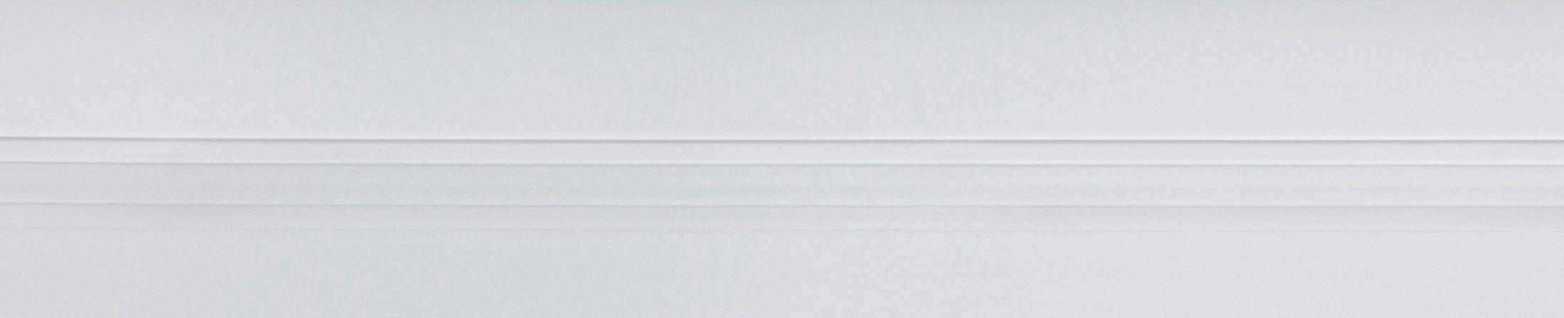 BAUKULIT Sparset: Flexprofil »MOTIVO«, Eck- Abschluss- und Stossverbindungen Grau, 3 Rollen = 9 m