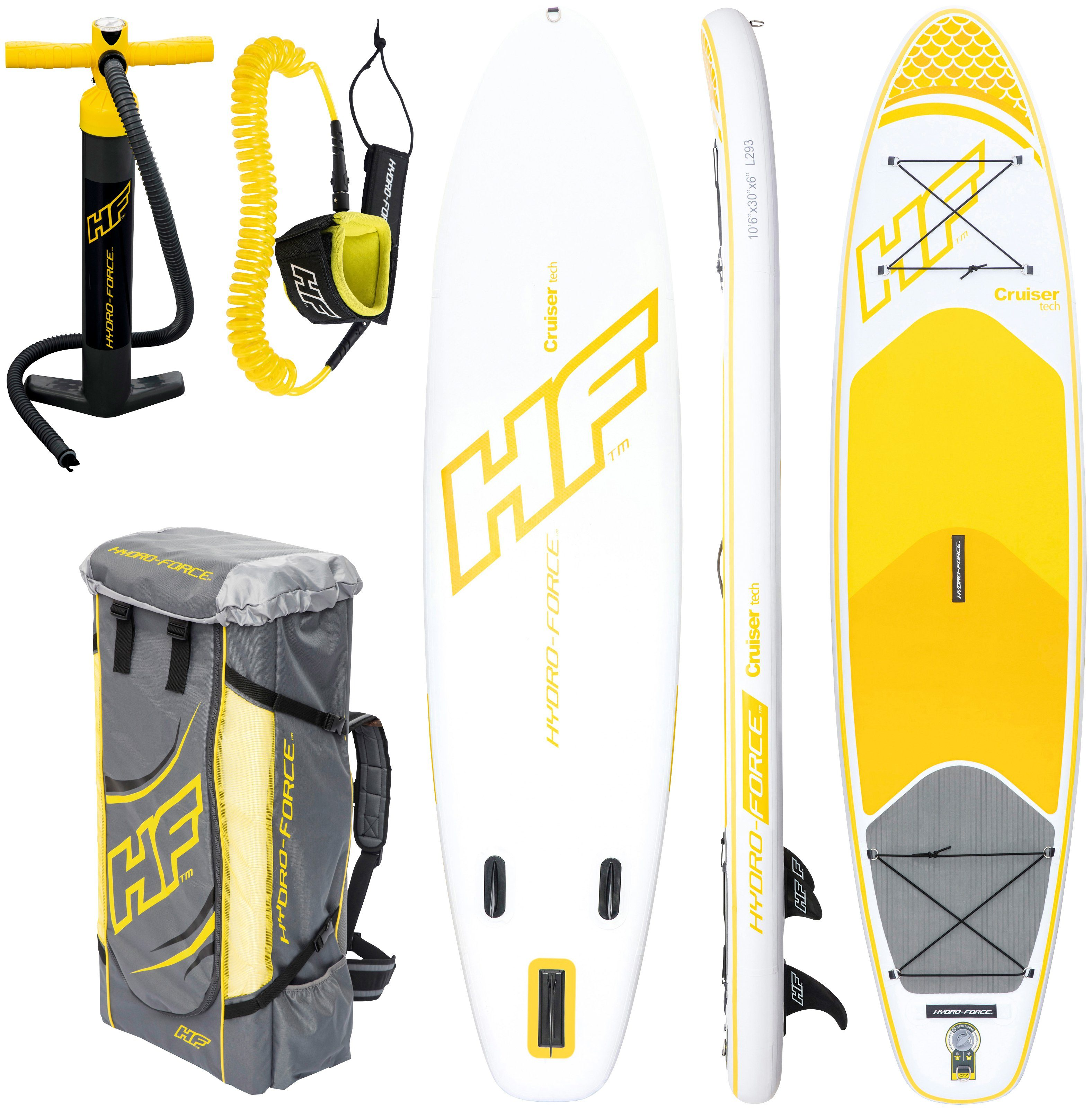 HYDRO-FORCE SUP-Board »Cruiser Tech«, BxL: 76x320 cm