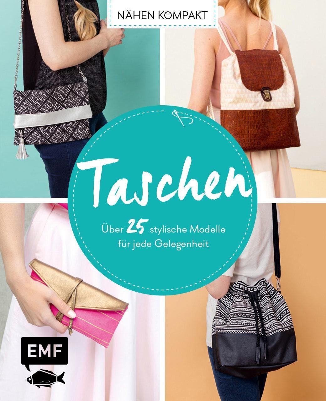 """EMF Buch """"Taschen"""" 96 Seiten"""