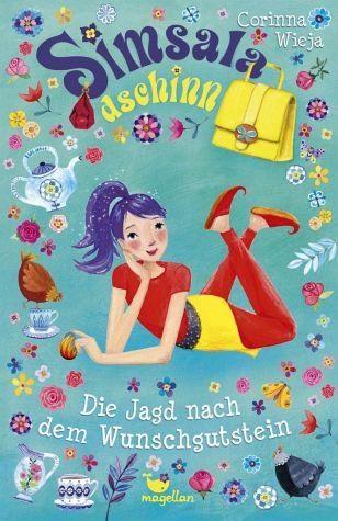 Gebundenes Buch »Die Jagd nach dem Wunschgutstein /...«