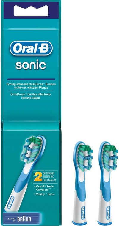 Oral-B головок зубных щеток Sonic 2 Pack