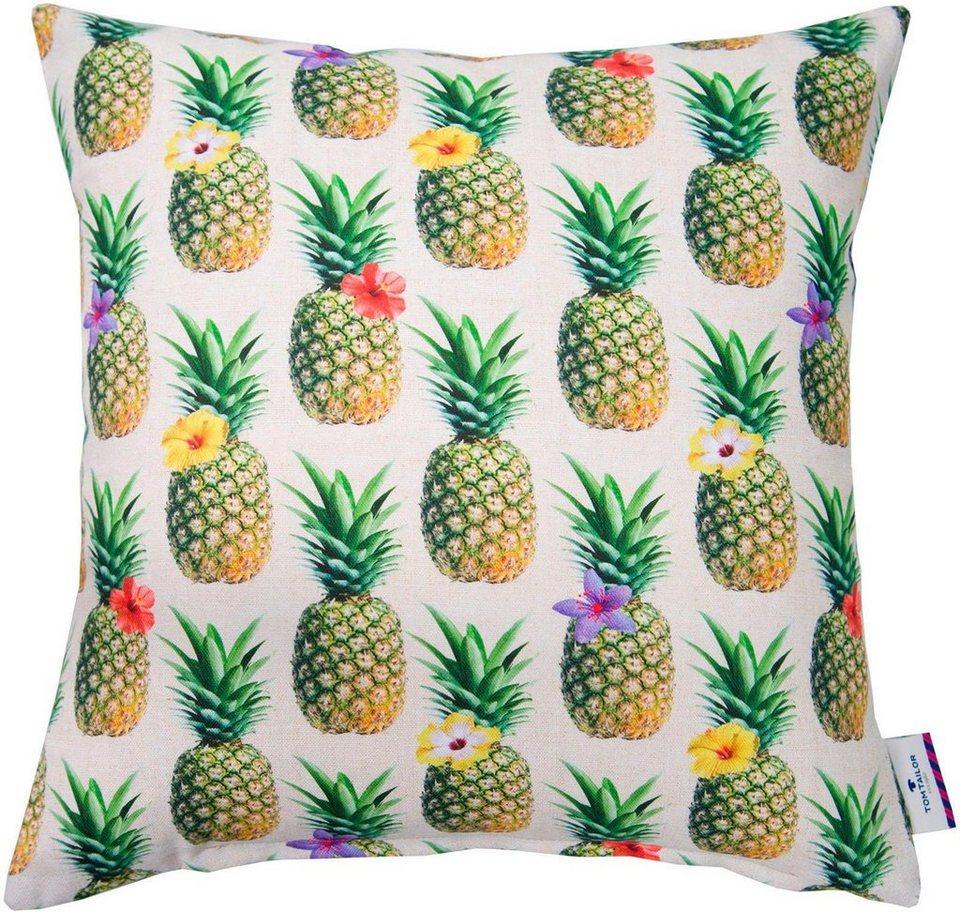 Kissenhulle Sweet Pineapple Tom Tailor Kaufen Otto