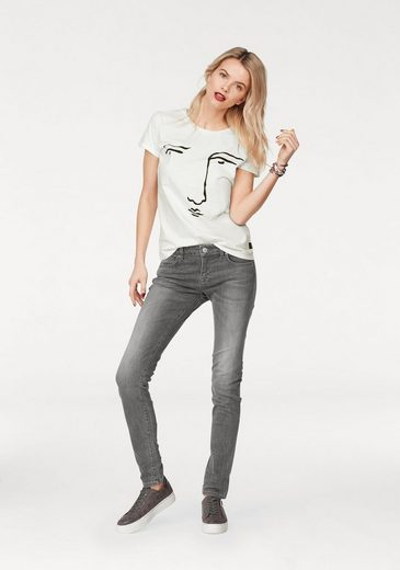 Skinny fit anteil »nicole« Stretch jeans Ltb Mit 46fqfd