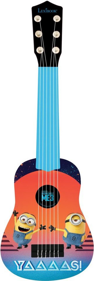 Lexibook Kindergitarre,  Minions  online kaufen