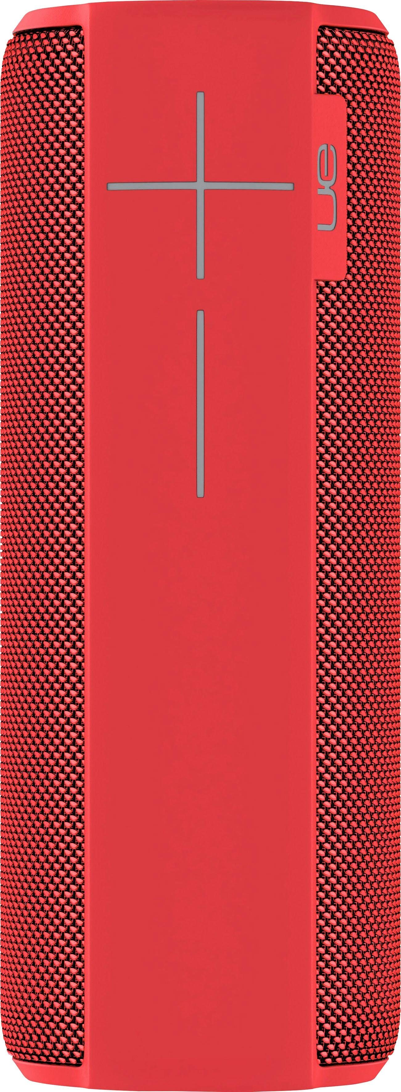 MEGABOOM 1.0 Portable-Lautsprecher (Bluetooth, NFC, Freisprechfunktion, App-Steuerung)