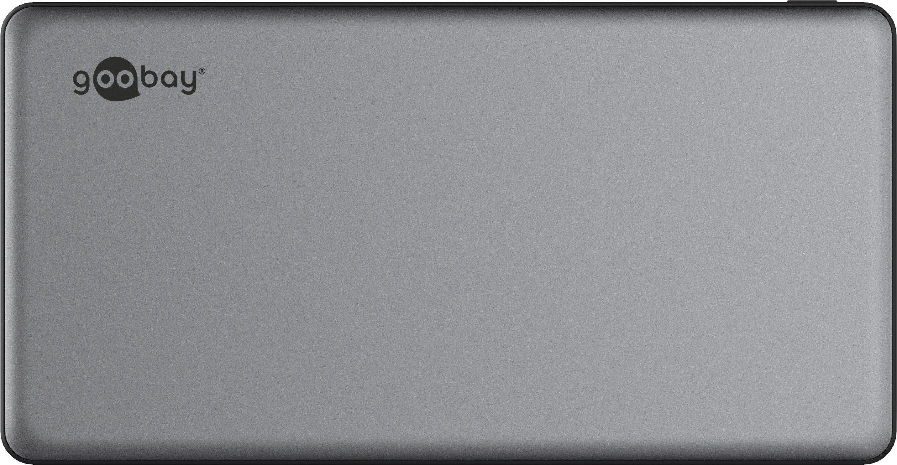 goobay Quickcharge Powerbank »15.0 (15.000 mAh)«