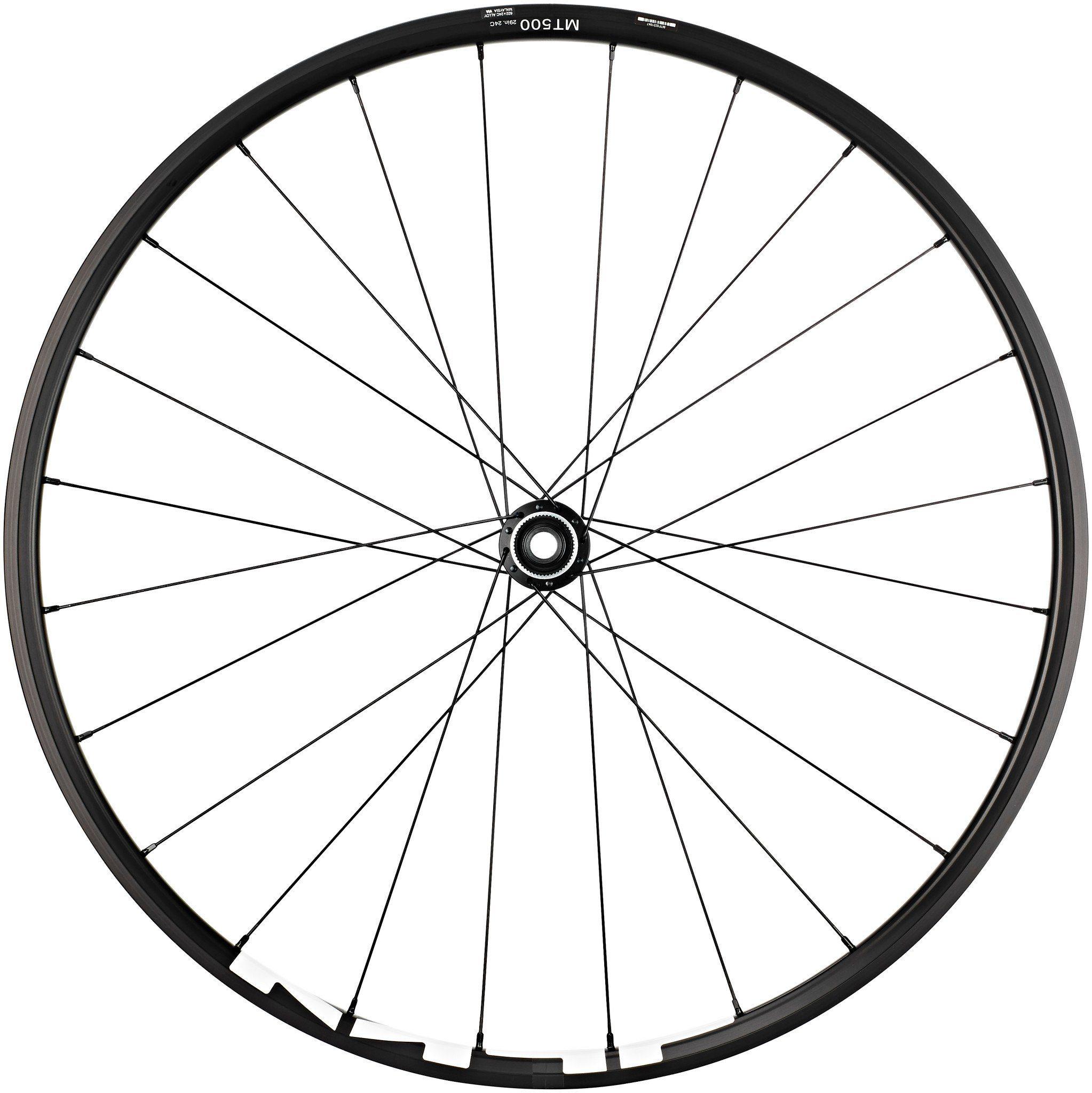 """Shimano Laufrad »WH-MT500 MTB Vorderrad 29"""" Disc CL Clincher E-Thru«"""