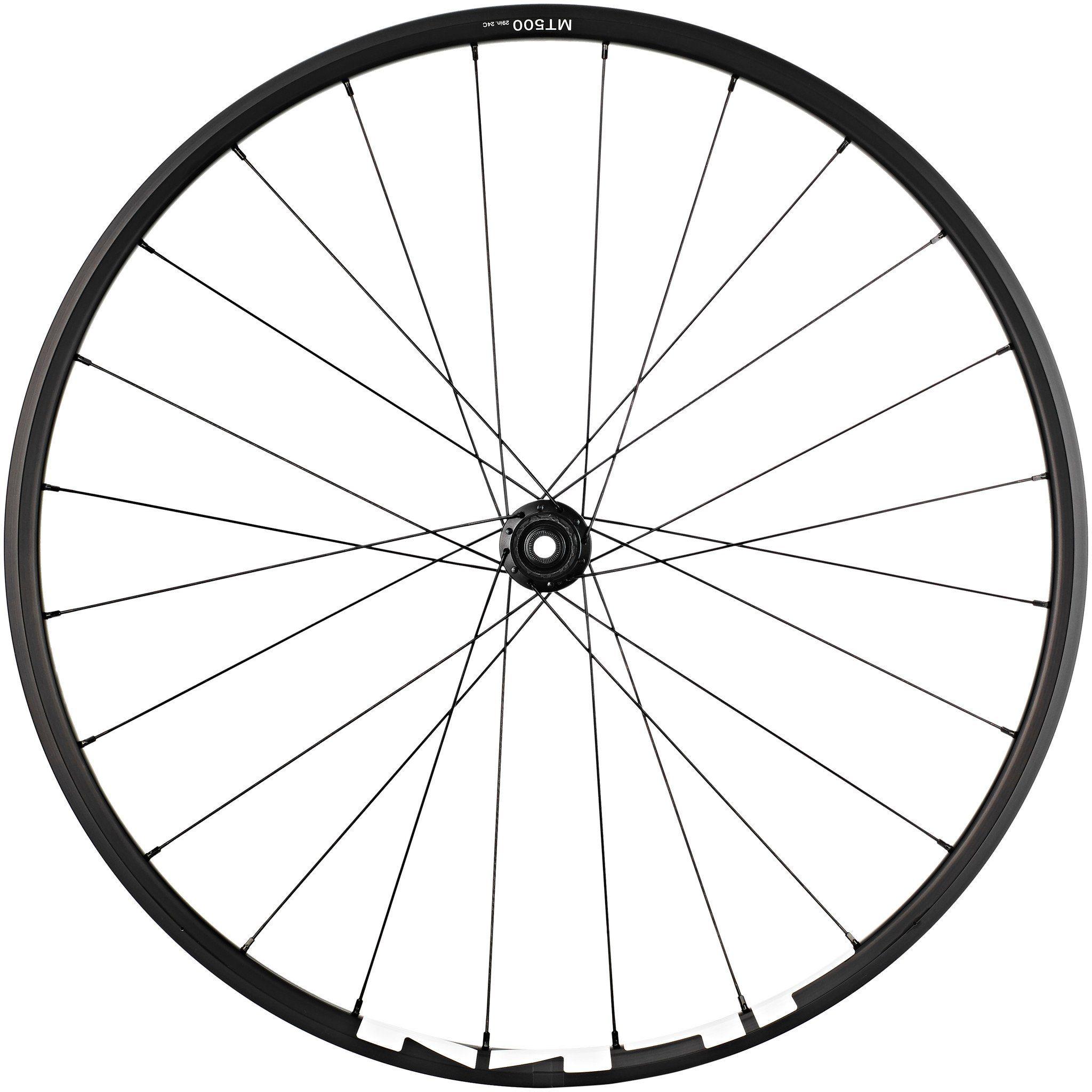 """Shimano Laufrad »WH-MT500 MTB Hinterrad 29"""" Disc CL Clincher E-Thru«"""