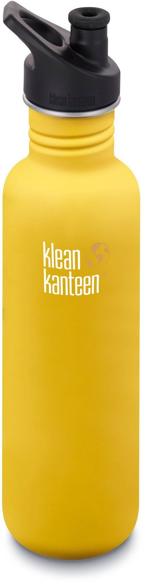 Klean Kanteen Trinkflasche »Classic Bottle Sport Cap 800ml«