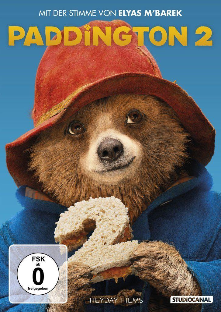 Studiocanal DVD - Film »Paddington 2«