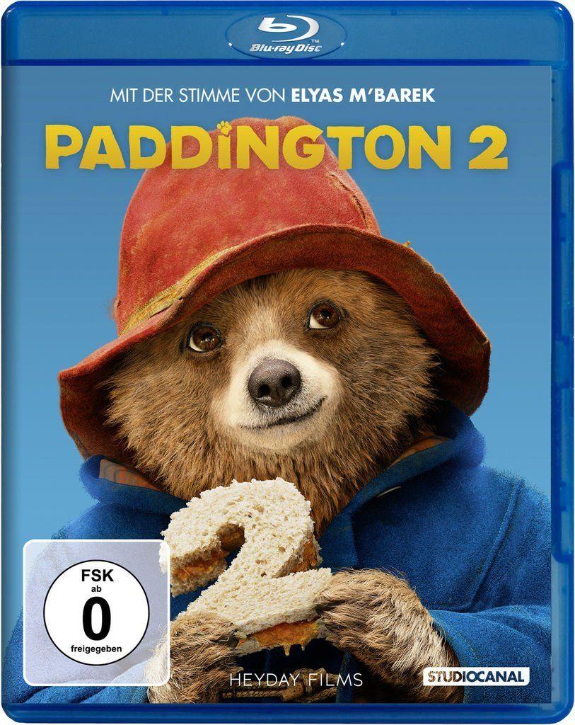 Studiocanal BLU-RAY Film »Paddington 2«
