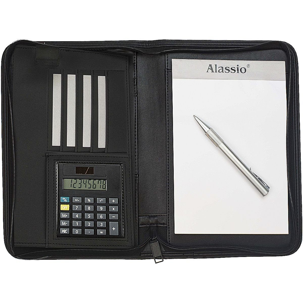 Alassio® Reißverschlussmappe A5 »Corniglia«