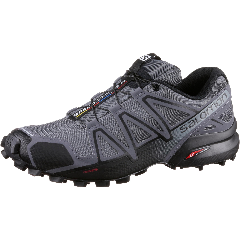 Salomon SPEEDCROSS 4 Laufschuh online kaufen  schwarz-grau