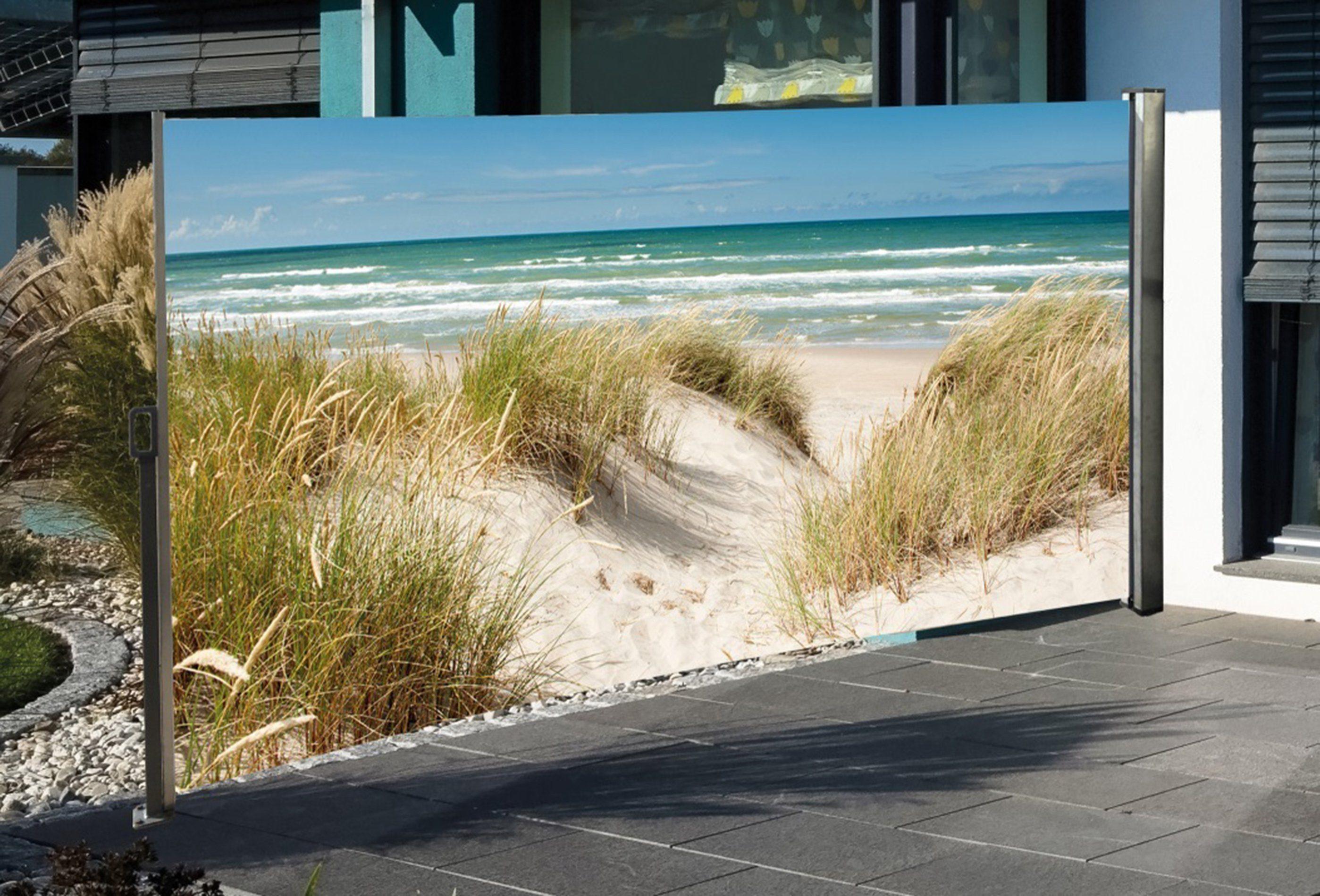 HTI-Living Seitenmarkise mit Fotodruck »Ostsee«