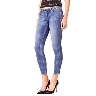 7/8-Slimfit-Jeans mit niedrigem Bund Vivance LYARuorsZ