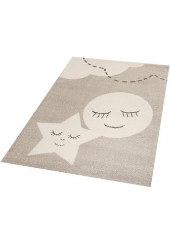 ZALA LIVING Vaikiškas kilimas »Star and Moon« rech...