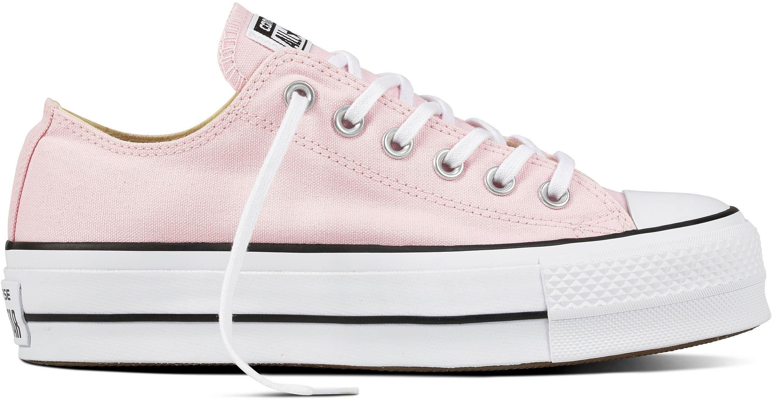 Converse  Chuck Taylor All All Taylor Star Lift Ox  Plateausneaker online 584846