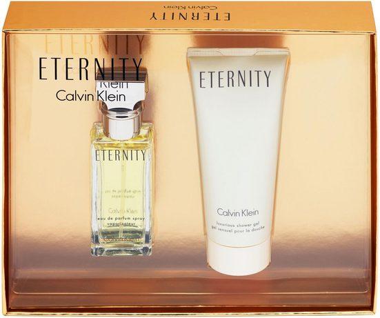 Calvin Klein Duft-Set »Eternity«, 2-tlg.