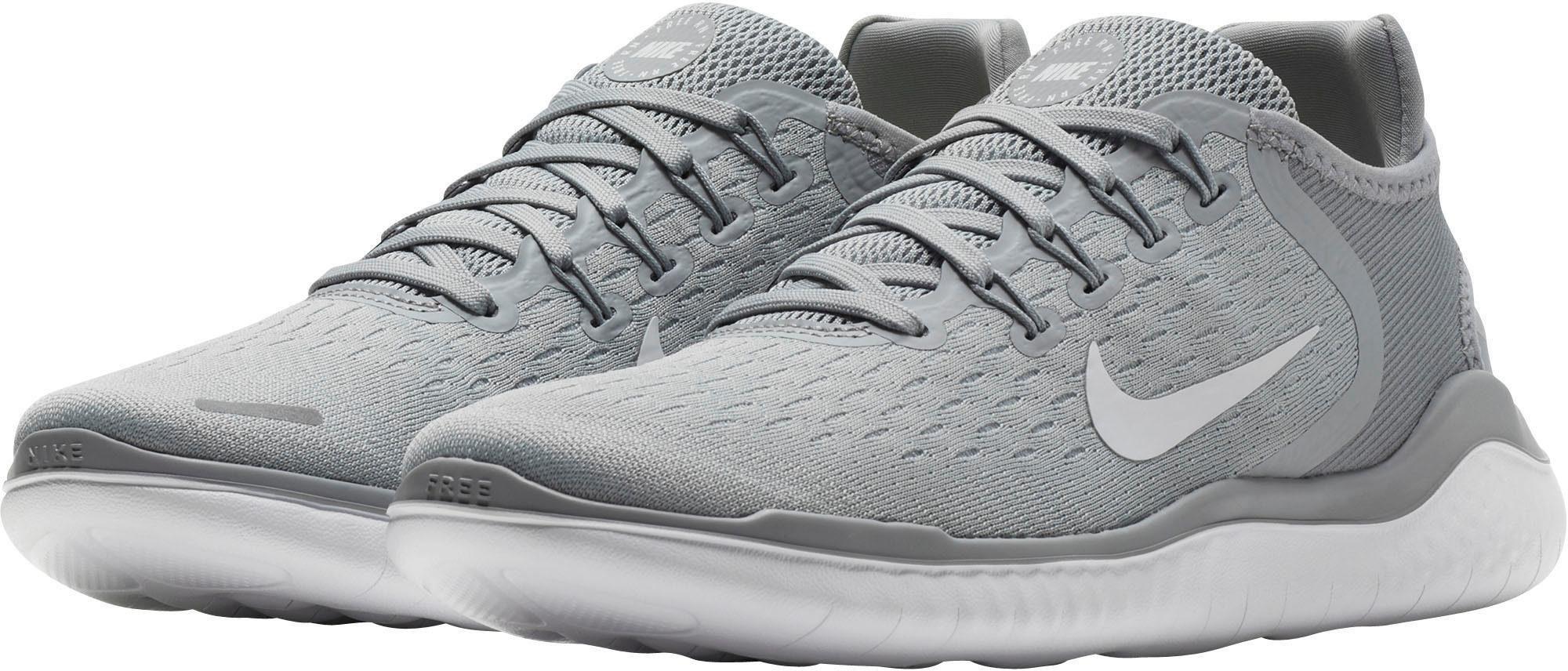 Nike »Wmns Free Run 2018« Laufschuh, Atmungsaktives Obermaterial aus Textil mit Spandex online kaufen | OTTO