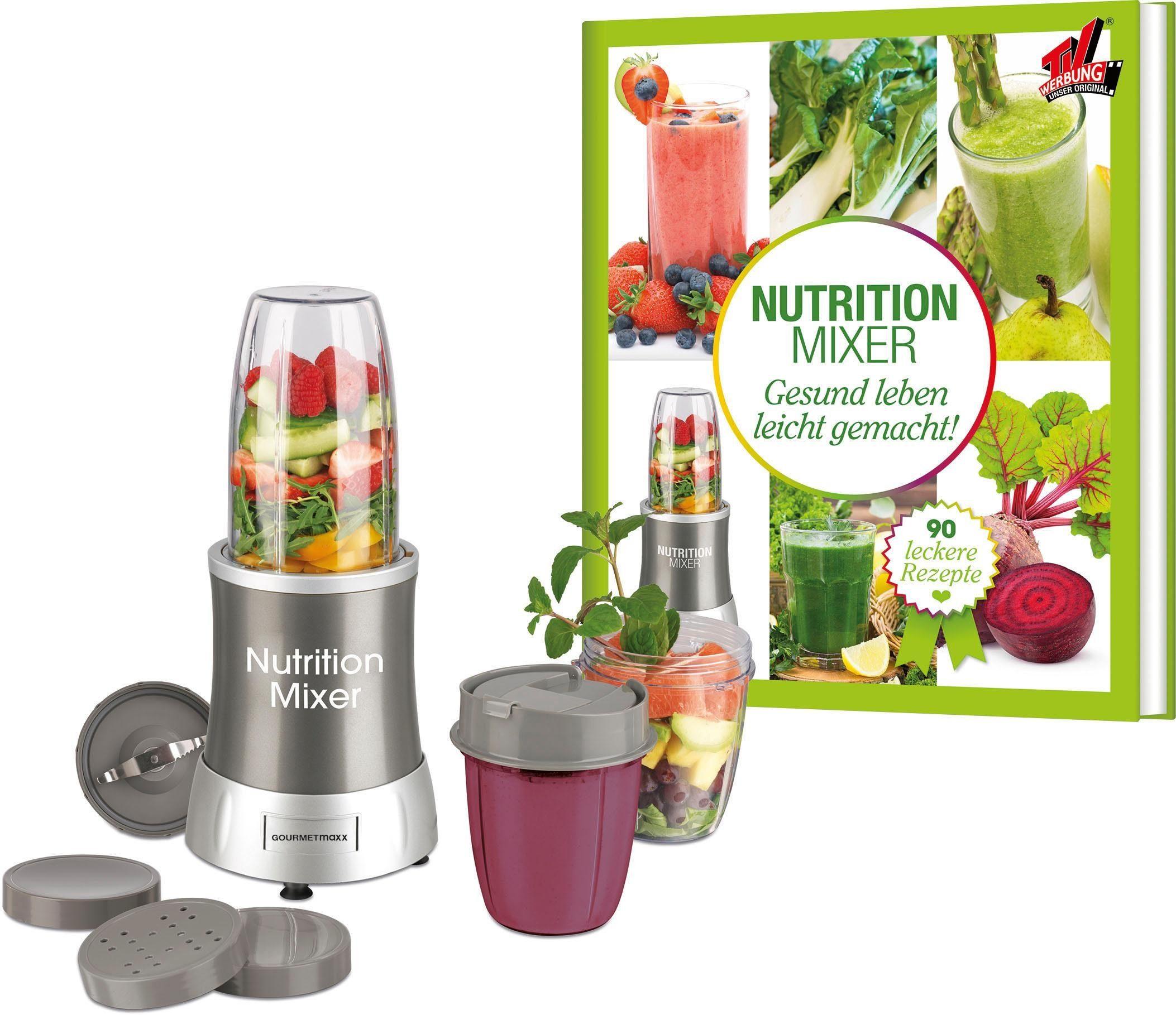 GOURMETmaxx Smoothie-Maker Nutrition, 700 W