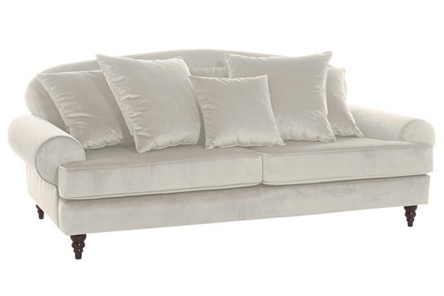 Sofas - heine home 3 Sitzer Sofa Bezug in Samt Optik  - Onlineshop OTTO