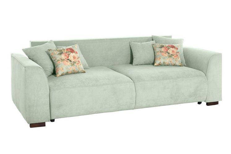 heine home 3-Sitzer-Sofa mit Ausziehfunktion