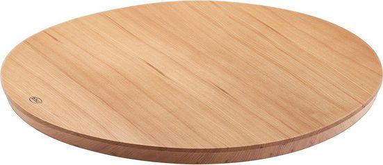 RÖSLE Pizzaschneidebrett, Holz