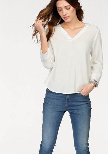 Extra »bay« Lang Shirtbluse Hinten Object fgwzqz